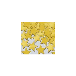 FANCI FETTI 1 OZ GOLD STARS