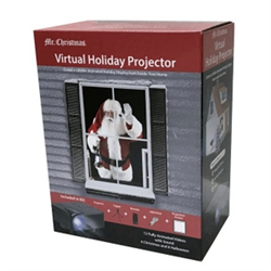 (*) VIRTUAL HOLIDAY PROJECTOR