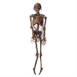 HANGING ZOMBIE - FULL BODY WITH LIGHTS