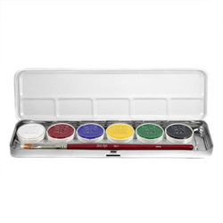 BEN NYE MAGICAKE AQUA PAINT PALETTE - CLOWN