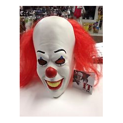 IT - PENNYWISE LATEX  MASK
