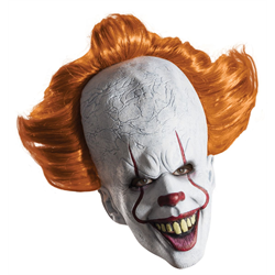 IT- PENNYWISE OVERHEAD MASK