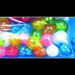 BALLOON DROP BAG WITH 100 BALLOONS 3'X6'