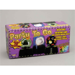 PARTY TO GO (SEE VE00922)