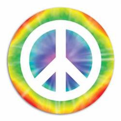(*) PEACE SIGN CUTOUT