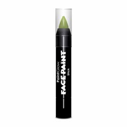 FACE PAINT STICK GRASS GREEN