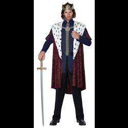 ROYAL STORYBOOK KING LARGE/XLARGE ADULT COSTUME