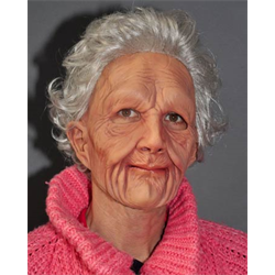 SUPERSOFT OLD WOMAN