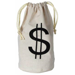 "MONEY ""$"" BAG"