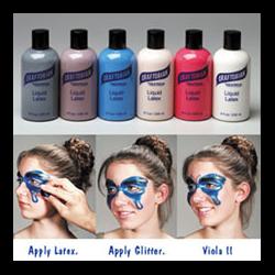 Liquid Latex, Waxes And Gels