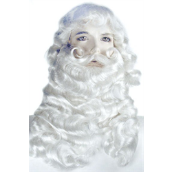 Santa Wigs, Beards and Eyebrows