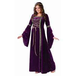 WOMENS ONE SIZE PLUS COSTUMES