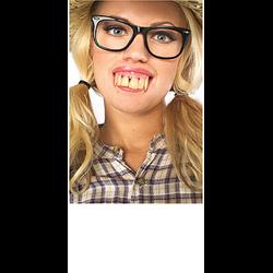Hair and Teeth
