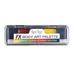BEN NYE ALCOHOL ACTIVATED FX PALETTE - BODY ART