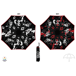HARLEY QUINN - LIQUID REACTIVE UMBRELLA
