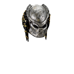 PREDATOR MASK DELUXE 2PC INJECTION