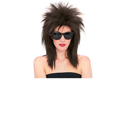 SUPER STAR WIG BROWN (DNRO)