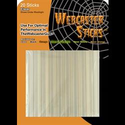 WEBCASTER STICKS CLEAR