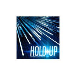 HOLD UP RED (GIMMICK AND ONLINE INSTRUCTIONS) BY SEBASTIEN CALBRY