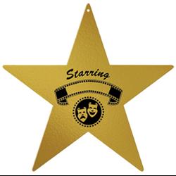 AWARD NIGHT STAR FOIL